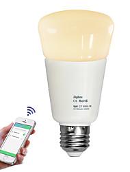 ZigBee 9w 2700-6500K lampadina intelligente compatibile con illuminazione wireless di controllo hue App lampadina hue