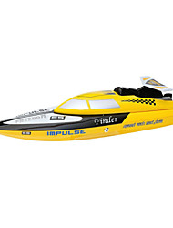 High Quality WLToys WL912 New 2.4G Radio Control RC Speed Racing Boat Ready To Go TOY RTF Speedboat
