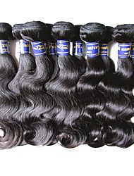 guangzhou hair supplier wholesale 2kg 20bundles lot peruvian human hair body wave for black business women cheap price good quality 6a grade