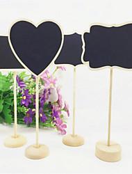 Boj Decoraciones de la boda-6 PiezasBoda Fiesta Halloween Cumpleaños Recién Nacido Evento/Fiesta Fiesta/Noche Pedida Diario Ceremonia