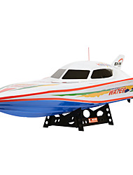 SHUANG MA 7000 RC Racing Boat Wind Speed Radio Control Yacht Model with Dual Motors