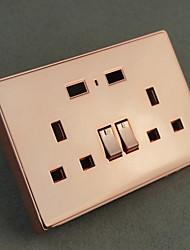 Sorties électriques Style Moderne Avec prise USB Charger 10*9*6