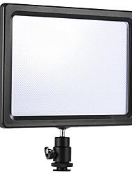 Andoer PAD-112 Slim LED Video Fill-in Light Panel 3200K-5600K Adjustable Temperature CRI85 for Nikon Sony Canon EOS Camera Camcorder