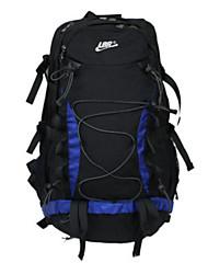 Unisex Borsa da palestra e borsone Nylon Per tutte le stagioni Uso professionale Campeggio e hiking Arrampicata Rotondi Cerniera Blu Verde