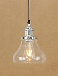 Pendant Light Modern/Contemporary Retro Country Painting Feature for LED Edison Bulb Mini Style Designers MetalLiving Room Bedroom Dining