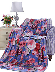 Flanela Floral / Botânico Outro cobertores
