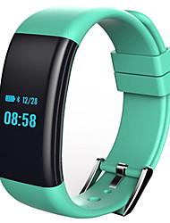 HHYS04 Smart Wristband Watch Bluetooth Sports Health Sleep Heart Rate Monitoring Waterproof Step Information Call Reminder Smart Wear