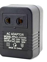 Pp141 адаптер вход ac110v выход AC 220v 50w