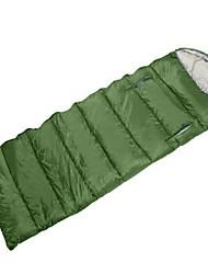 Спальный мешок Прямоугольный Односпальный комплект (Ш 150 x Д 200 см) 26 Пористый хлопокX75 Отдых и Туризм На открытом воздухеОтдых и