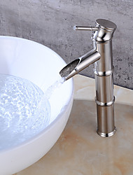Ceramic Valve Bathroom Sink Faucet
