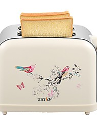 Bread Makers Toaster LK-DSL05 For Home Easy To Use Adjustable Power Modes Multifunction Reservation Function 220V