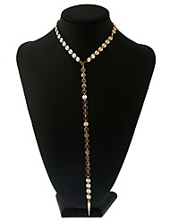 Women's Body Jewelry Body Chain Fashion Hip-Hop Personalized Alloy Jewelry For Stage Club Street