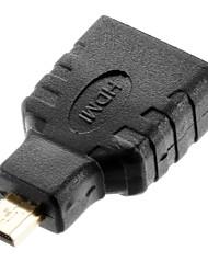 Micro HDMI Адаптер, Micro HDMI to HDMI 1.3 Адаптер Male - Female