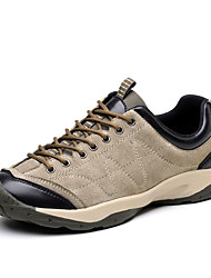 Для мужчин Спортивная обувь Удобная обувь Осень Зима Натуральная кожа Свиная кожа Для пешеходного туризма Атлетический Повседневные