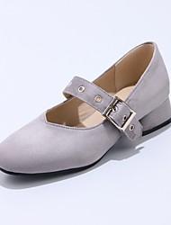 Damen Loafers & Slip-OnsKomfort Ballerina Neuheit Mary Jane D'Orsay und Zweiteiler Gladiator Modische Stiefel Schuhe für das