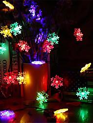 10W Гирлянды 900 lm AC220 V 10 м 60 светодиоды RGB