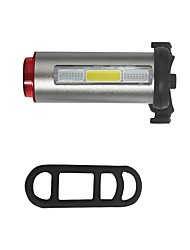Luce posteriore per bici LED LED Ciclismo All'aperto Luci Lumens USB Rosso Uso quotidiano Ciclismo All'aperto