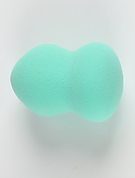 In Bubble Water Iarger Hydrophilic Gourd Water Droplets Angle Cutting Of Latex Makeup Sponge One