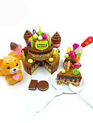 Los alimentos de juguete Aparatos de cocina para niños ' Juguetes Plásticos Niños Chica