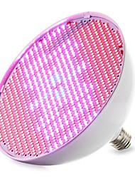 E27 LED Grow Lights 800 SMD 3528 4000-5000 lm Red Blue AC85-265 V 1 pc