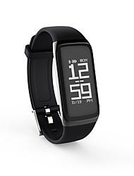Bracelet d'Activité Longue Veille Calories brulées Pédomètres Moniteur de Fréquence Cardiaque Ecran tactile Suivi de distance Mesure de