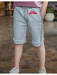 Jungen Shorts einfarbig Sommer