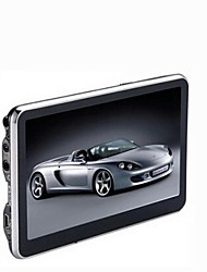 OEM GPS Navigator Car Car Mp3 Gps Positioner Rear View 5 Inch External Portable Navigator