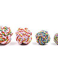 Balles et accessoires Sphère Métissé Coton/Lin tous les âges