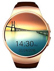 Муж. Спортивные часы Смарт-часы Модные часы Китайский Цифровой LED Сенсорный дисплей Календарь Защита от влаги тревога Пульсомер Педометр