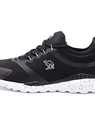 Running Shoes Camel Fashion Leisure Light Low Level Comfort Sport  Color Gray/Black