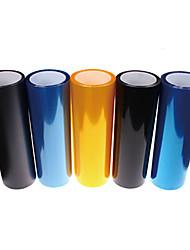 carro luz membrana translúcida membrana de filme luz traseira 60 centímetros * 30 centímetros