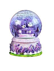 Balls Music Box Toys Round Furnishing Articles Children's Girls' Pieces