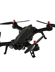 Drone MJX B6 4 Canaux Eclairage LED Retour Automatique Auto-Décollage Mode Sans Tête Avertissement Batterie FaibleQuadri rotor RC