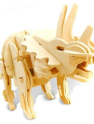 Smart Robot Electric Puzzle Assembly Model Voice Dinosaur Tyrannosaurus Rex Triceratops Sword Dragon MX7214-0132