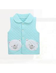 Baby Geometic Vest-Cotton