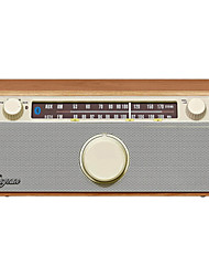 WR-12BT Radio Radio FM Enceinte interne Marron