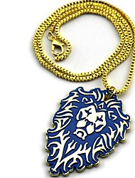 World of Warcraft Film Tribe/Union Necklace Alloy More Accessories