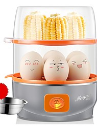 Egg Cooker Double Eggboilers Multifunction Creative Low Noise Power light indicator Detachable Upright Design 220V Automatic Eectric Boiled Egg
