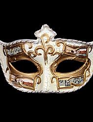 1pc pour halloween masque costume fête mascarade fête d'anniversaire décorations de vacances