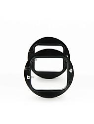 Asj gopro hero3 дайвинг-фильтр 52mm 58mm калибр фильтр адаптер кольцо принадлежности для фотографического оборудования