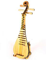 Набор для творчества 3D пазлы Пазлы Игрушки Скрипка 3D Своими руками Универсальные Куски