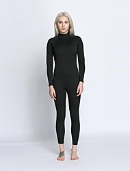 Women's 2mm Full Wetsuit Anatomic Design Sunscreen Close Body Chinlon Diving Suit Long Sleeves Diving Suits-Diving Surfing/SUP All Seasons
