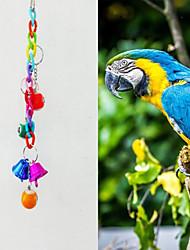 Pták Hračky pro ptáčky Kov Umělá hmota Vícebarevný