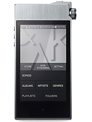astell & kern ak100ii hifi mp3 de alta resolución de alta resolución no destructiva de reducción de ruido de apoyo para bluetooth