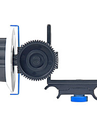 Seguire la messa a fuoco f0 con cinghia ad anello regolabile per le telecamere dslr