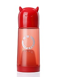 Outdoor To-Go Angel Devil Cup Sports Drinkware 350 Plastic Water Water Bottle