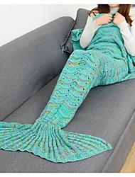 Tricoté Bande Tissu couvertures