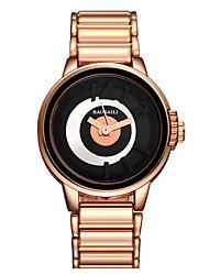 Women's Fashion Watch Quartz Alloy Band Gold Rose Gold