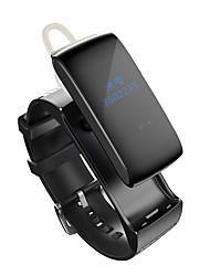 Pulsera Smart Long Standby Calorías Quemadas Podómetros Deportes Pantalla táctil Múltiples Funciones Información Llamadas con Manos Libres