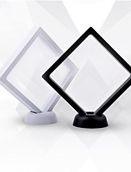 1PC Nail Art Display Board A square The Framework Transparent Swatches 2 Color Optional